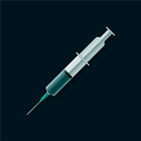 Create a Detailed Syringe Illustration