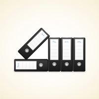 How to Create a Vector Binders Illustration