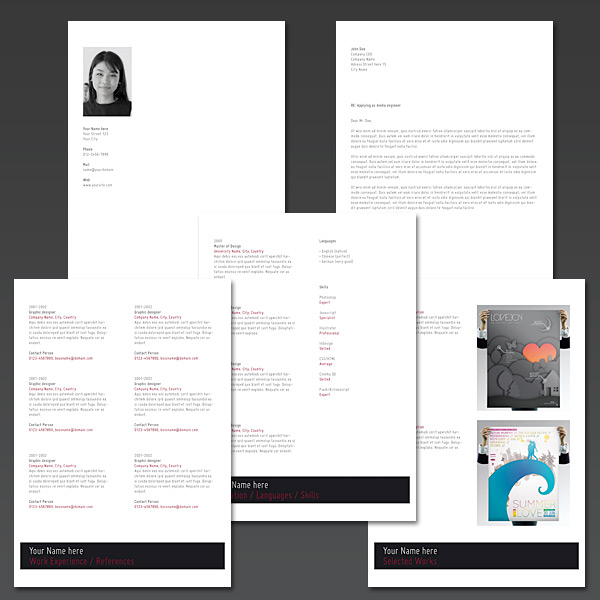 Creating An Elegant Looking Resume With InDesign
