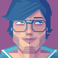 How to Create a Self-Portrait in a Geometric Style