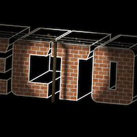How to Create a Gloomy Jail Wall Text Effect in Adobe Illustrator
