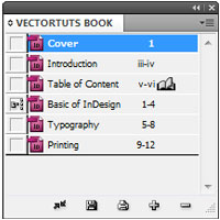 Writing Effectively in InDesign Using Book
