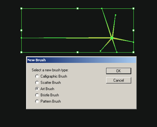 creating an art brush