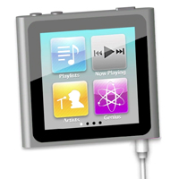 Make an iPod Nano Using Illustrator&#8217;s 3D Effects