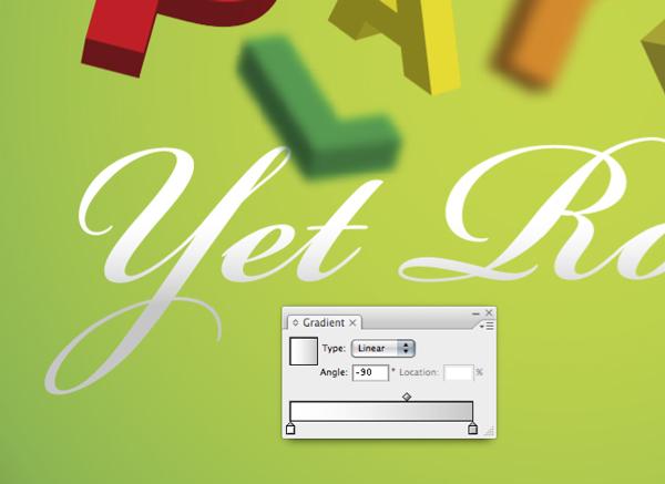 Picture 10 Hiệu Ứng Chữ 3D: PLAYFUL trong Photoshop