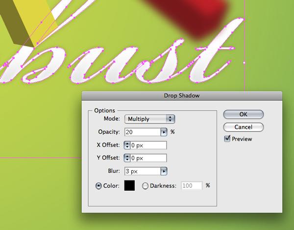 Picture 12 Hiệu Ứng Chữ 3D: PLAYFUL trong Photoshop