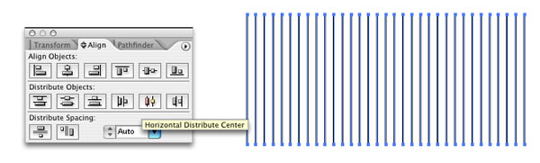 Distribute Center Vertically