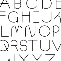 Designing a Typeface, With Illustrator and FontLab, from Start to Finish &#8211; Part 1