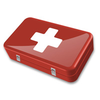 How to Create a Stylized First Aid Icon – Screencast