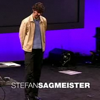 Stefan Sagmeister Shares Happy Design