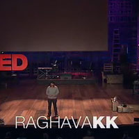 Raghava KK: Five Lives of an Artist