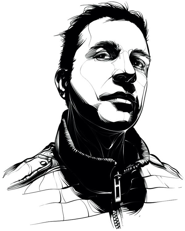 vector illustrator Cristiano Siqueira aka CrisVector