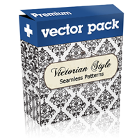 Tuts+ Premium Pack – Victorian Style Seamless Patterns