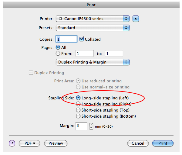 Creating a pdf from indesign's print booklet feature.