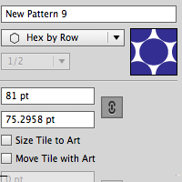 Quick Tip: The New Pattern Tools in Illustrator CS6