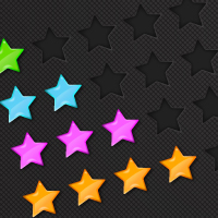 Quick Tip: Create Colorful Glossy Rating Stars
