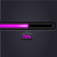 Quick Tip: How to Create Glowing Progress Bars